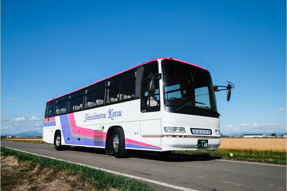 大型バス(55人乗りタイプ)