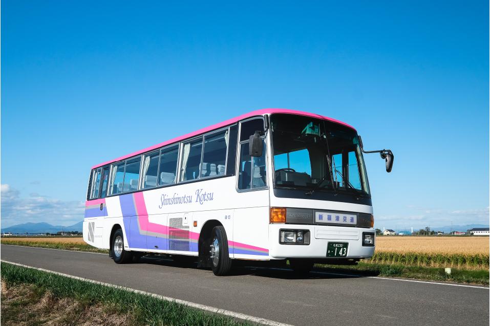 中型バス(40人乗りタイプ)